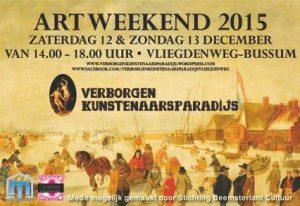 Art Weekend Verborgen Kunstenaars
