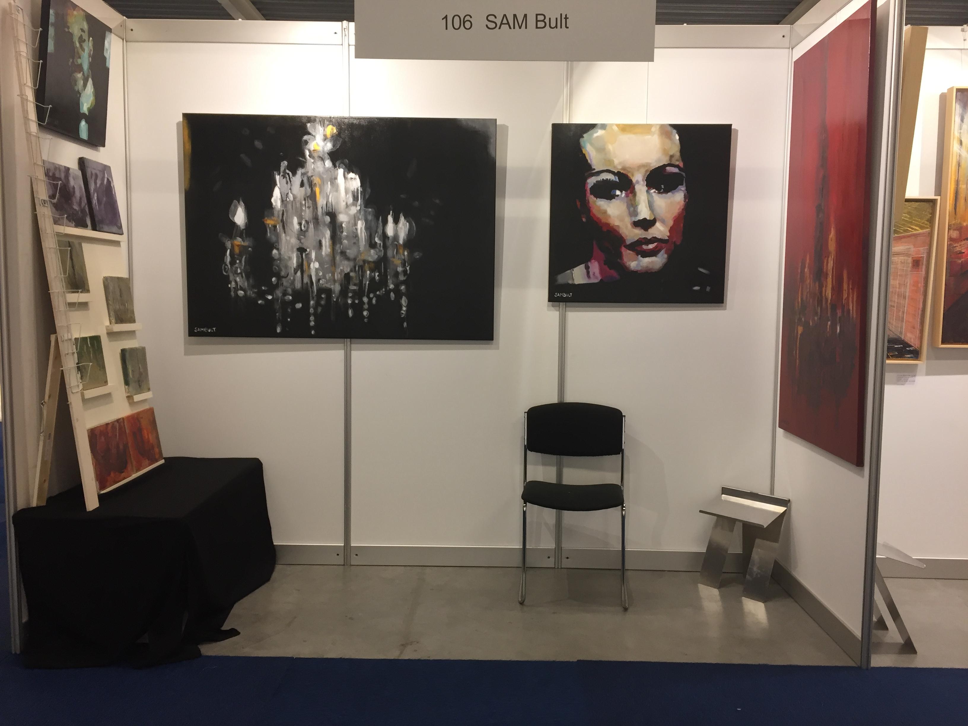 Kunstbeurs ADAF Amsterdam