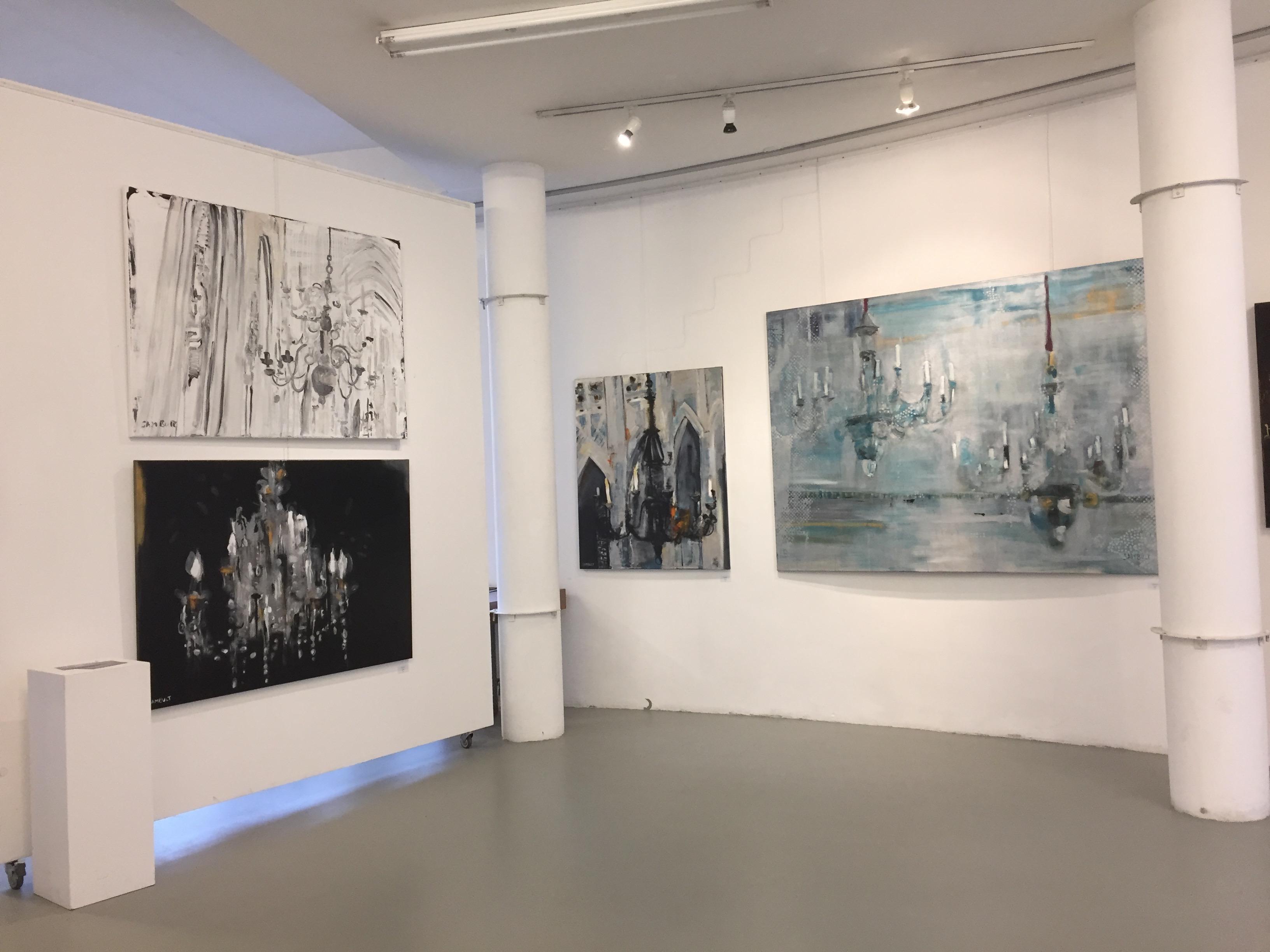 Expositie in Galerie Hilversum